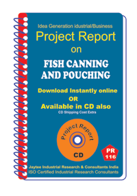Fish Canning And Pouching Project Report Manufacturing eBook